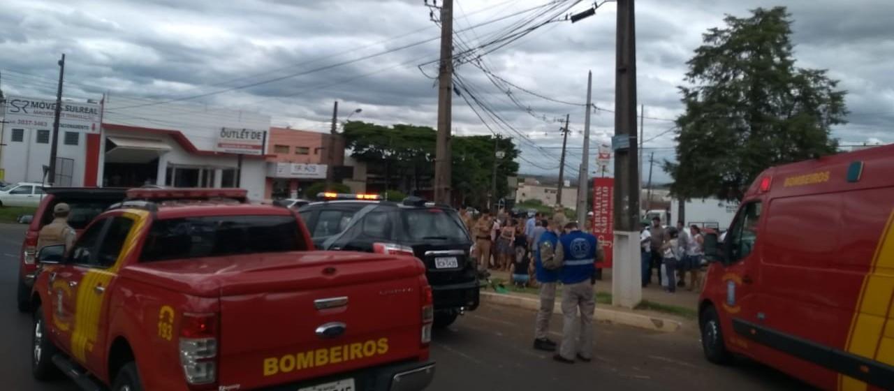 Motociclista é baleado e morre em Maringá