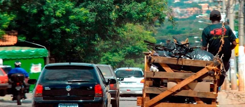 Projeto de Lei propõe proibir uso de veículo com tração animal em Sarandi