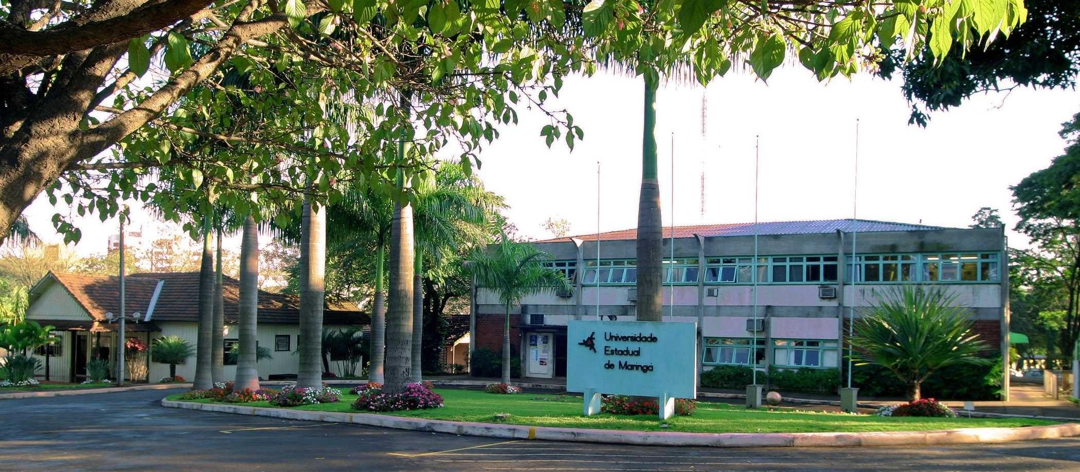UEM paralisa as atividades e campus está sendo monitorado