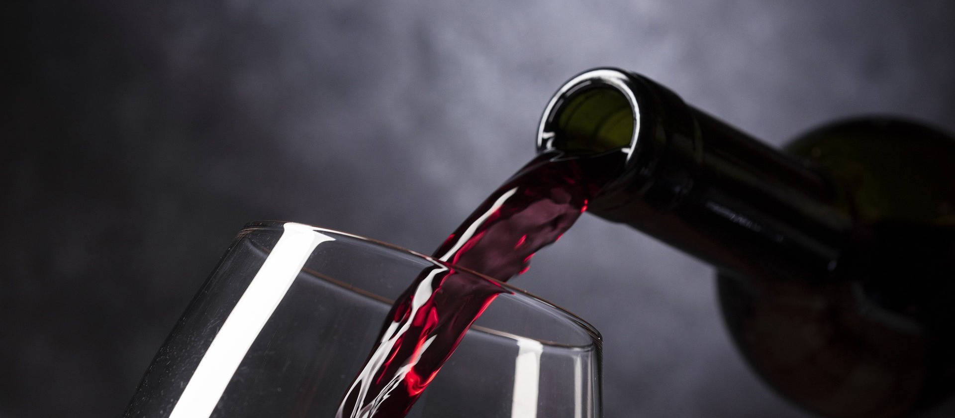 E as calorias do vinho?