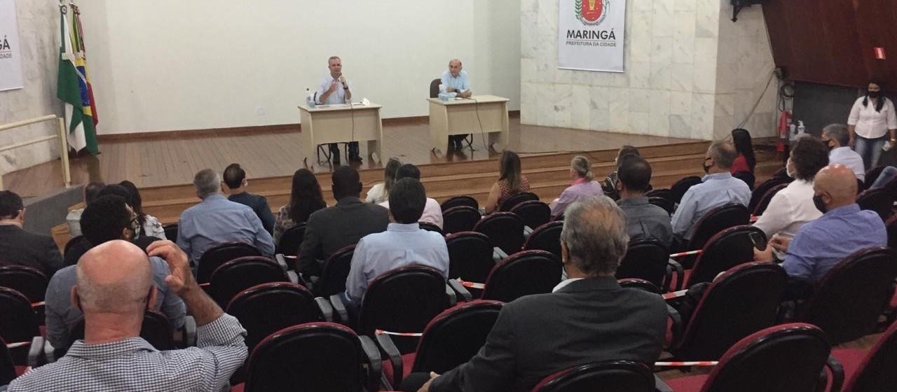 Mais quatro nomes são confirmados para a nova gestão em Maringá
