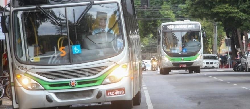 Cartões do passe livre serão suspensos em Maringá a partir de sábado (21)