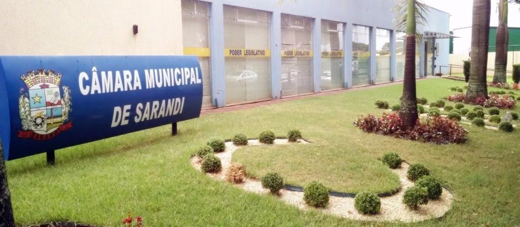 Câmara Municipal de Sarandi contrata advogado