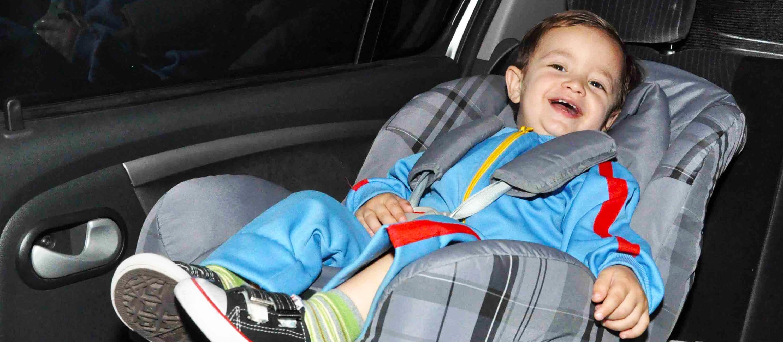 Saiba como cuidar das crianças durante a viagem de feriado prolongado