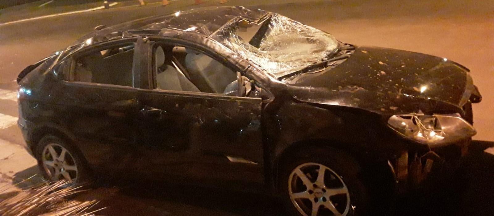 PRE atendeu sete acidentes de sexta-feira (3) até esse domingo (5)