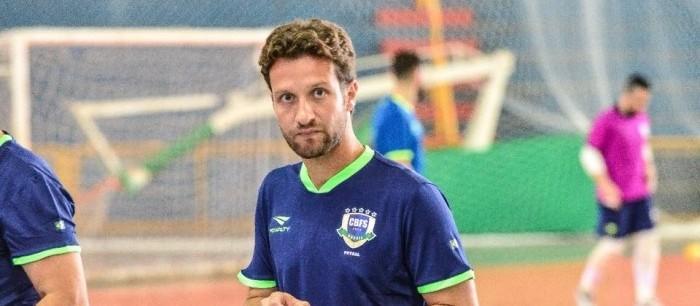 Fisioterapeuta maringaense integra comissão técnica para Copa do Mundo de Futsal