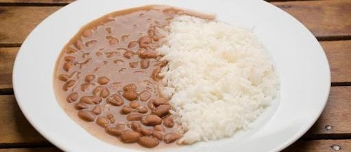 Como reaproveitar o arroz e o feijão?