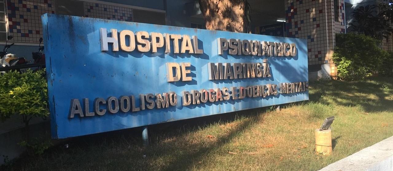Hospital Psiquiátrico de Maringá recebeu 15 pacientes esta semana
