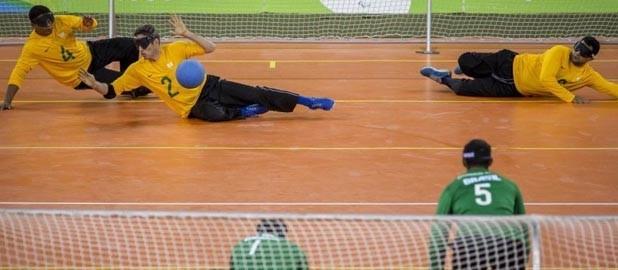 Time maringaense de Goalball volta a treinar em setembro, mirando o Parajaps
