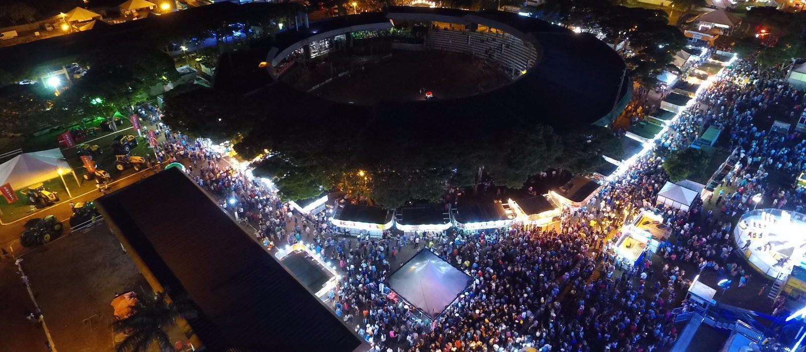 Prefeitura de Paranavaí avalia retomar a administração do Parque de Exposições da cidade