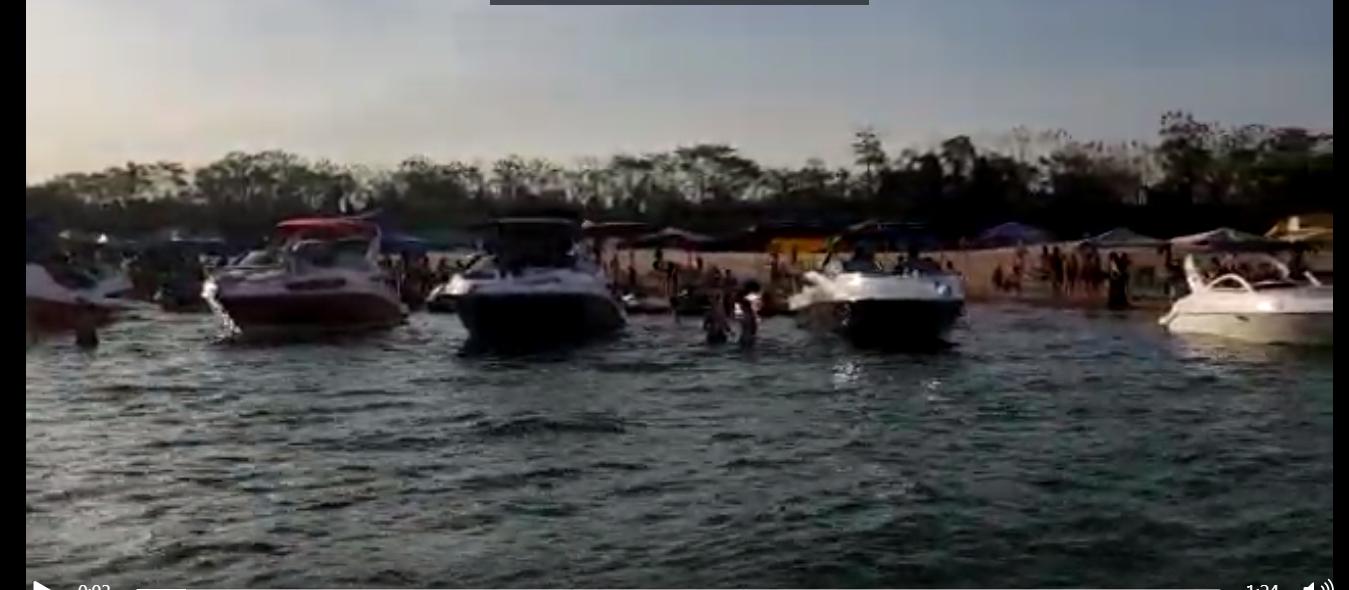 Com 18 mil turistas neste feriadão, Porto Rico registra aglomerações