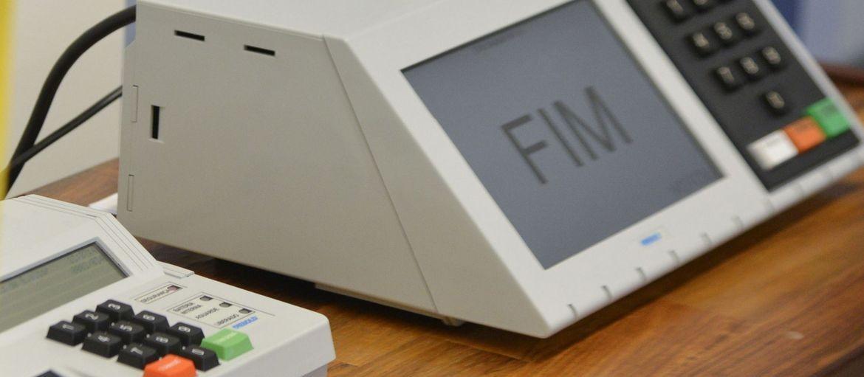 Apuração de votos na eleição suplementar será concluída em minutos