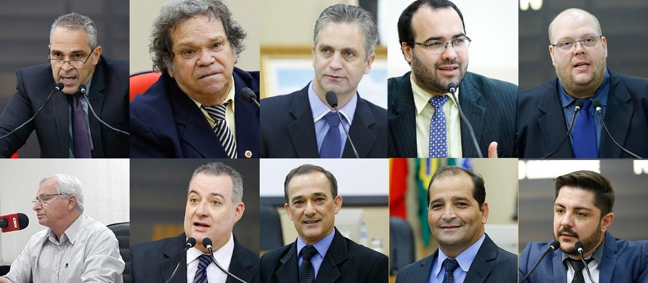 Prefeito e nove vereadores mudam de partido em Maringá