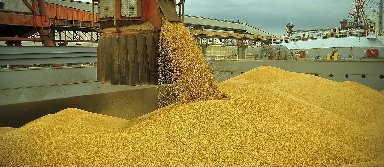 Exportações do agronegócio batem recorde no mês de maio