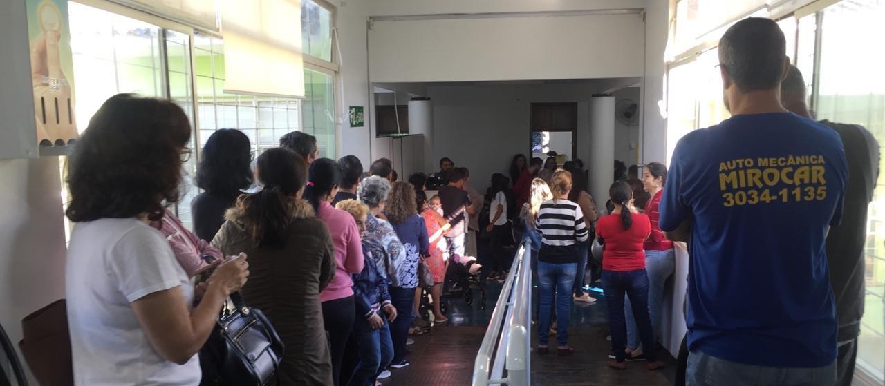 13 mil doses da vacina contra gripe estão liberadas nos postos de saúde de Maringá