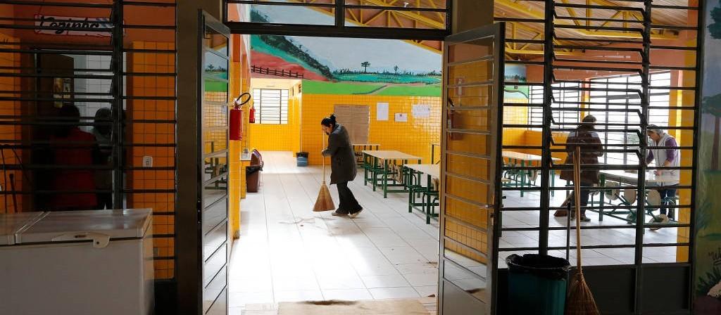 Estado abre seleção para contratação temporária de profissionais da educação