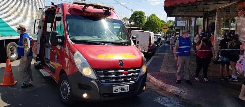 Motociclista morre em acidente envolvendo carro em Maringá