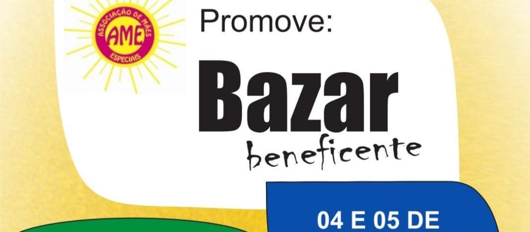 AME realiza bazar de produtos doados pela Receita Federal