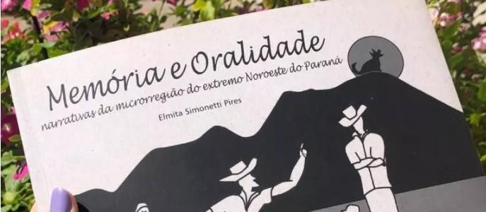 Livro reúne causos contados por moradores do extremo noroeste do Paraná