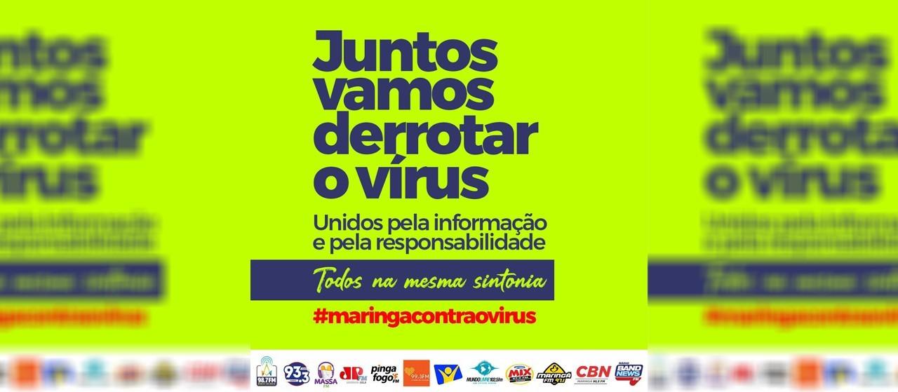 Doze rádios fazem parceria em Maringá