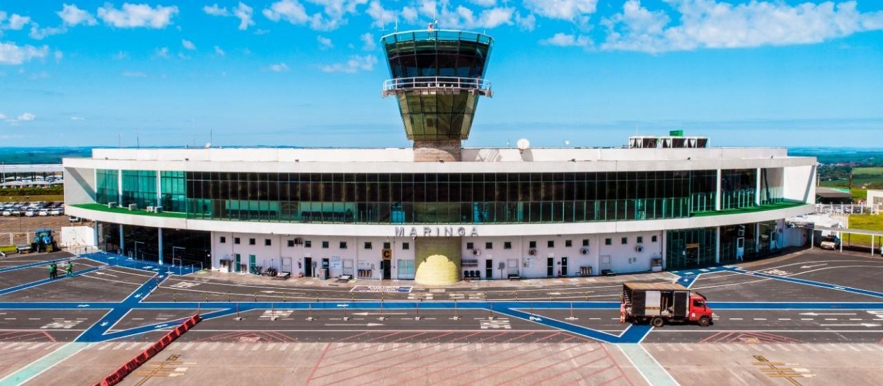 Dos três voos programados, só haverá dois nesta semana em Maringá