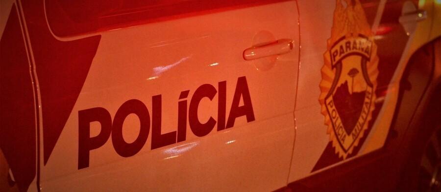 Homem é preso após agredir a ex-mulher e atear fogo na bolsa dela, em Maringá
