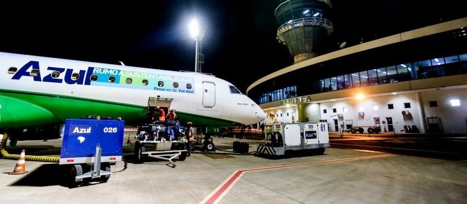 Maringá terá voos diretos para Porto Alegre a partir de novembro