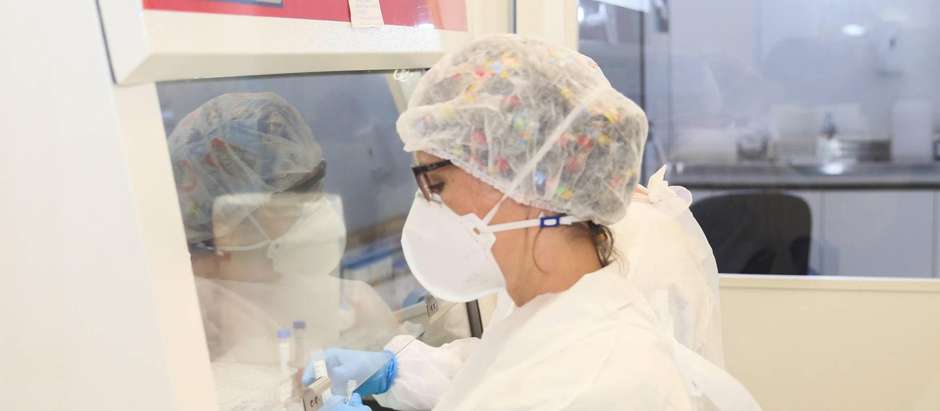 Boletim epidemiológico da Sesa informa 1.040 mortes em Maringá por coronavírus desde o início da pandemia