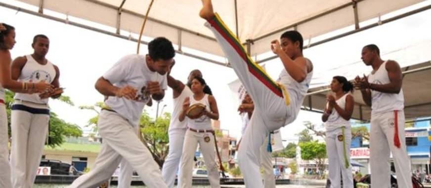 Maringá recebe 350 capoeiristas neste fim de semana