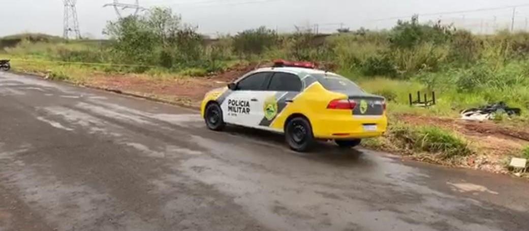 Homem de 31 anos é encontrado morto com marcas de tiro em Maringá