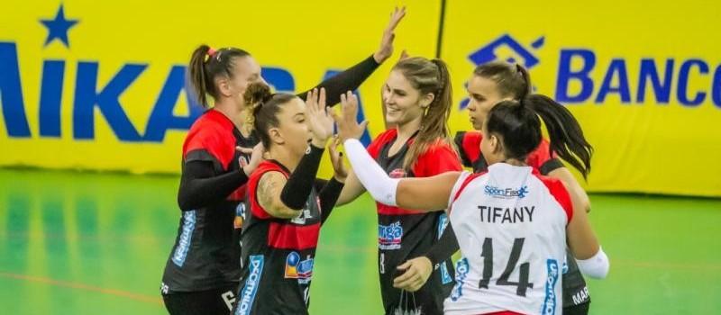 Pela primeira vez na história, Maringá terá um representante na elite da Superliga Feminina de Vôlei