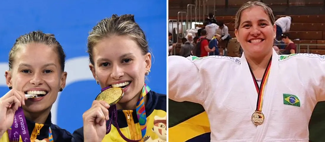 Tudo que você precisa saber sobre as atletas maringaenses nas Paralimpíadas de Tóquio