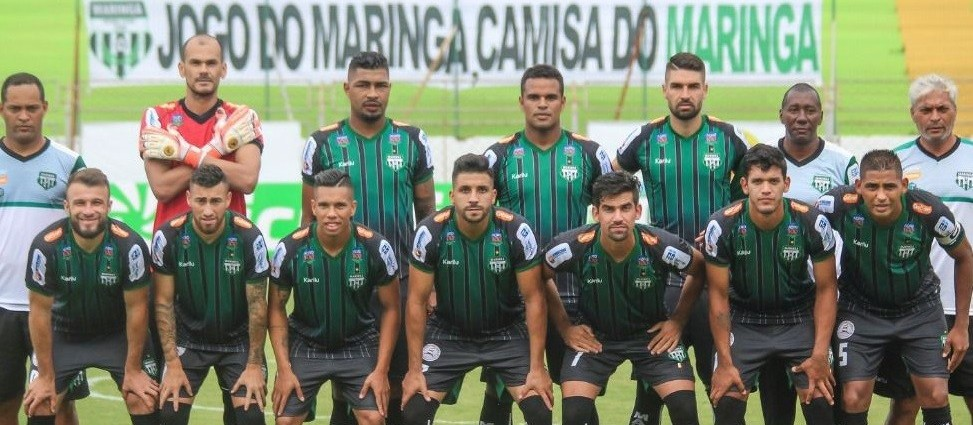 Maringá Futebol Clube vence União por 1 a 0