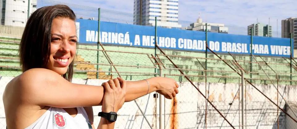 Maringaense Tábata Vitorino estreia nos Jogos Olímpicos nessa sexta-feira (30)
