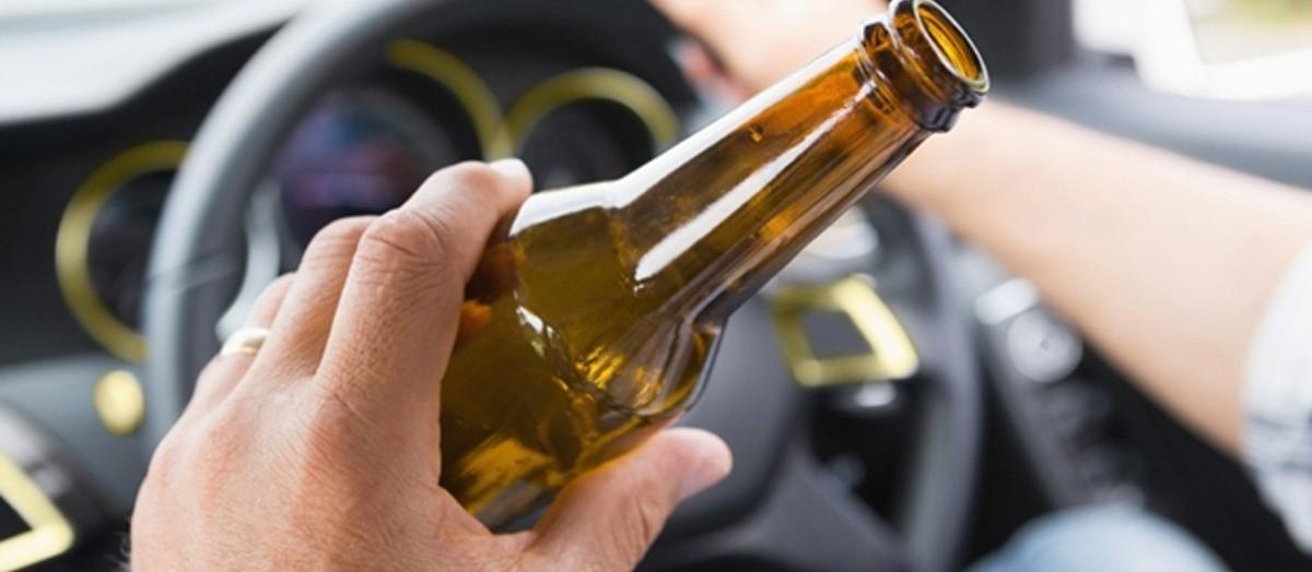 Em menos de 12 horas, quatro são presos por dirigirem embriagados