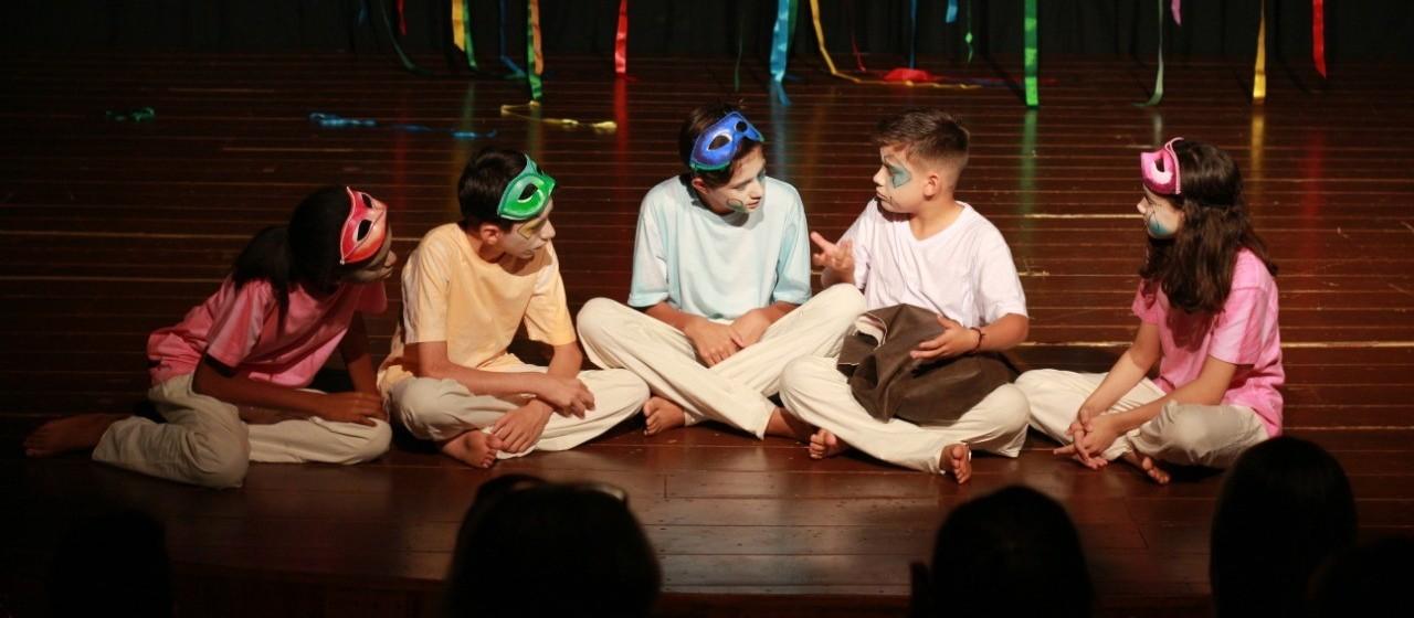 Criança em Cena encerra o ano com mostra online de teatro