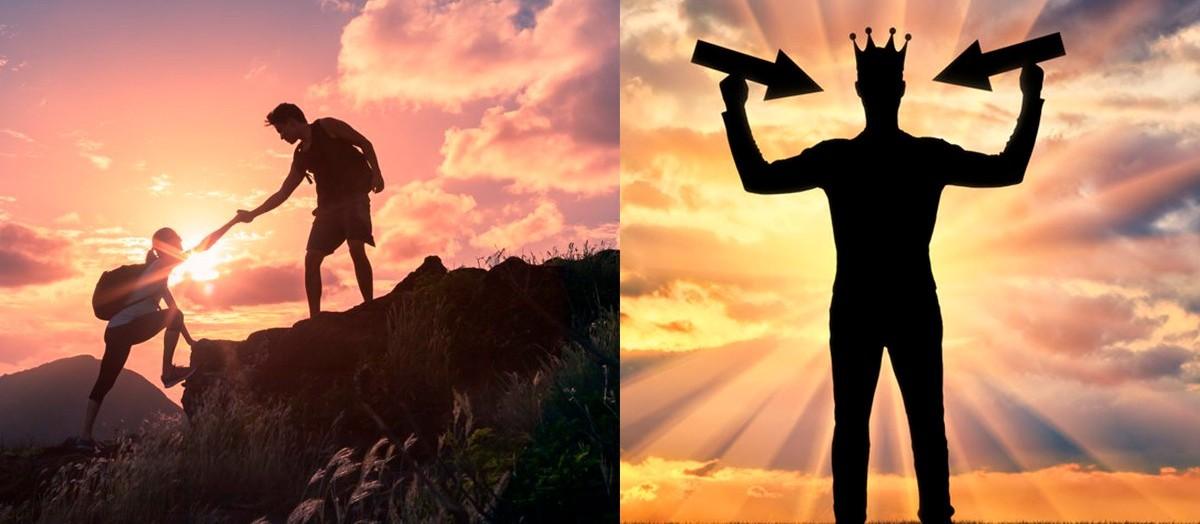 Altruísmo ou egoísmo?