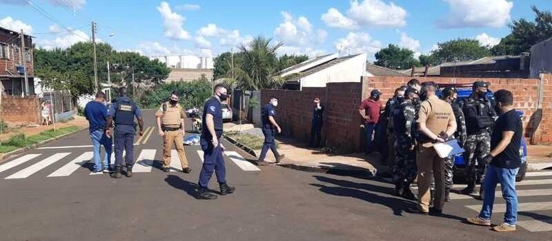 Jovem é morto com vários tiros em Sarandi e suspeitos são presos