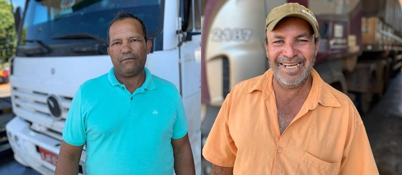 Caminhoneiros de Maringá passam fome nas rodovias por falta de comida