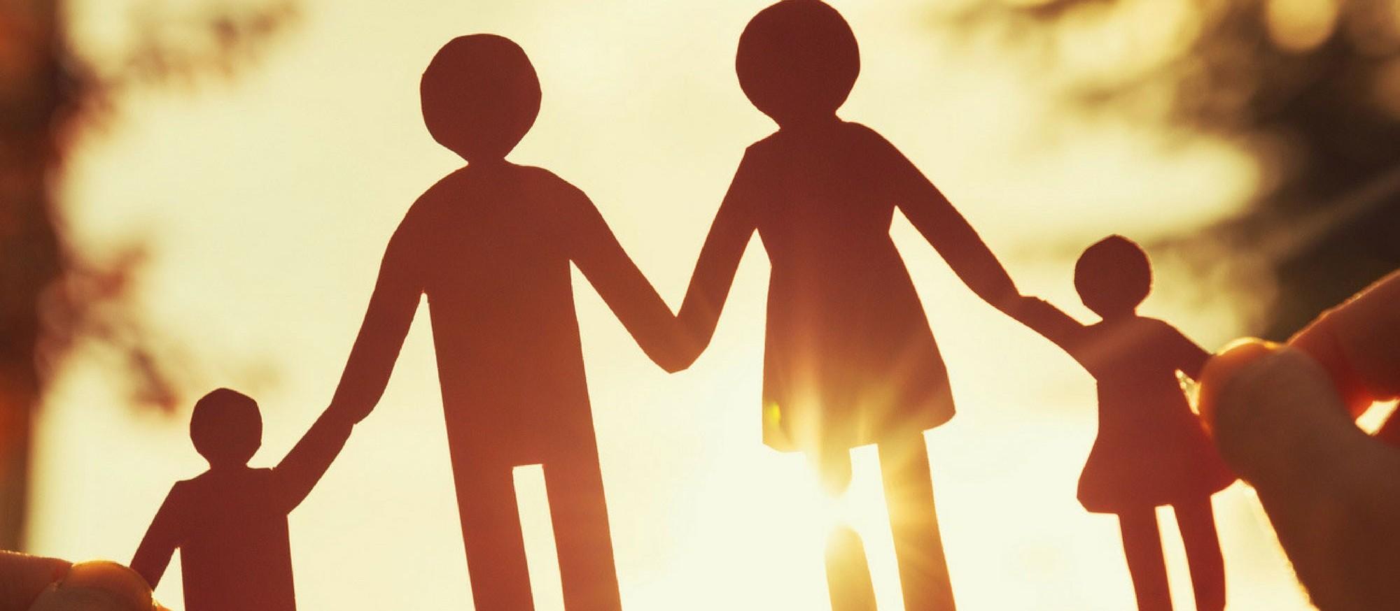 Família se constrói por laços afetivos