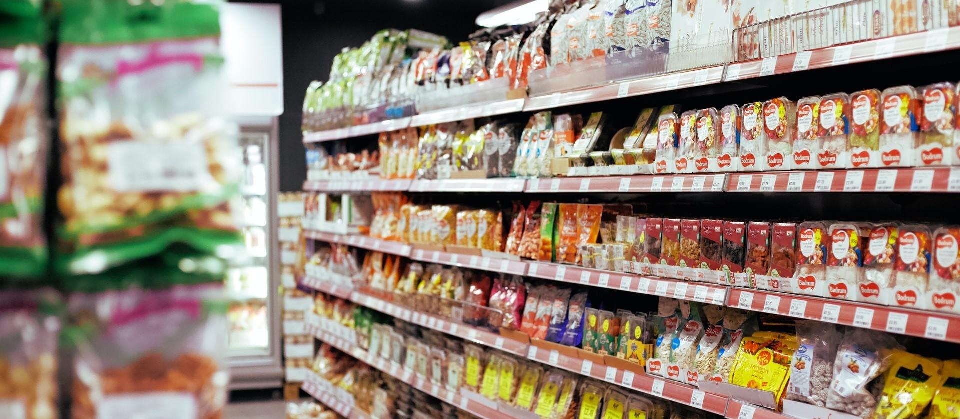 Supermercado que só faz entregas de compras feitas pela internet