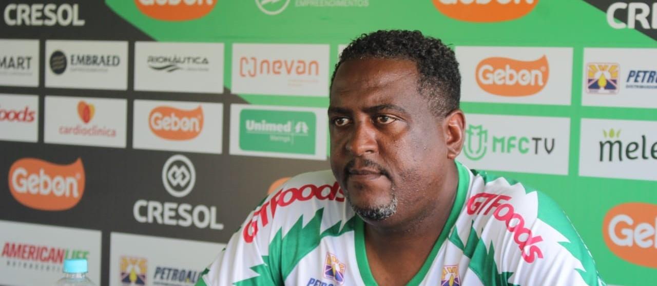Jorge Castilho é o novo técnico do Maringá FC