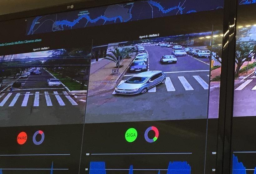 Semáforo inteligente atingiu quase 50% de eficiência