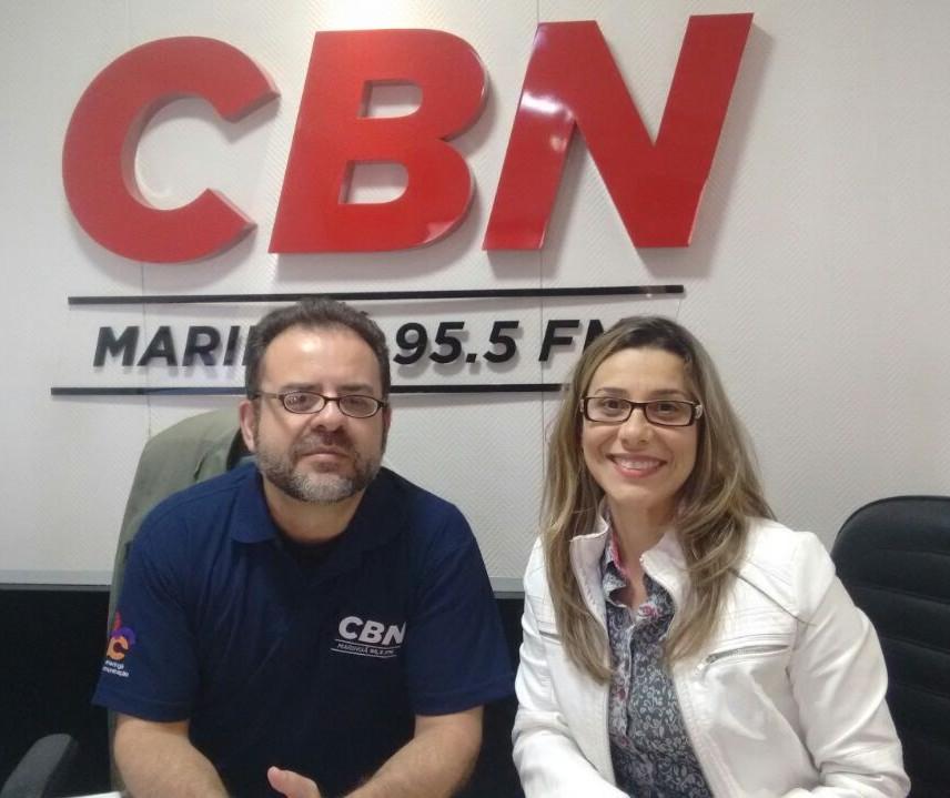 Respiração correta é o assunto do CBN Saúde com a fonoaudióloga Fabiana Avelar