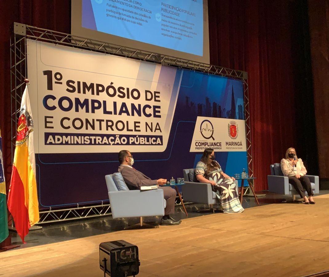 1º Simpósio de Compliance e Controle é realizado em Maringá