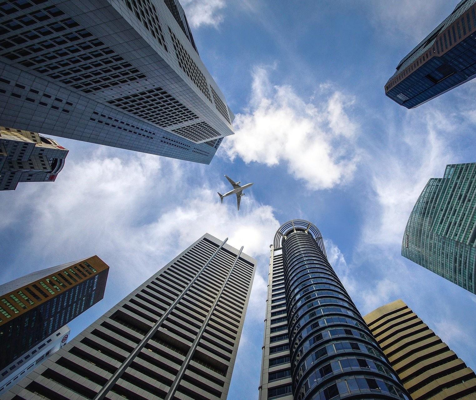 A indústria aeronáutica do futuro
