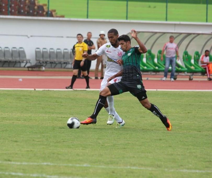 Maringá FC empata com Rio Branco e está fora das semifinais