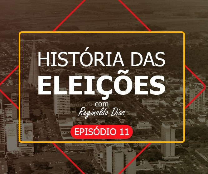 A vitória do Lambari - História das Eleições
