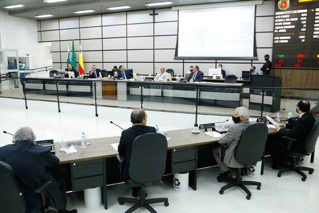 Reforma da Maringá Previdência é aprovada em primeira discussão