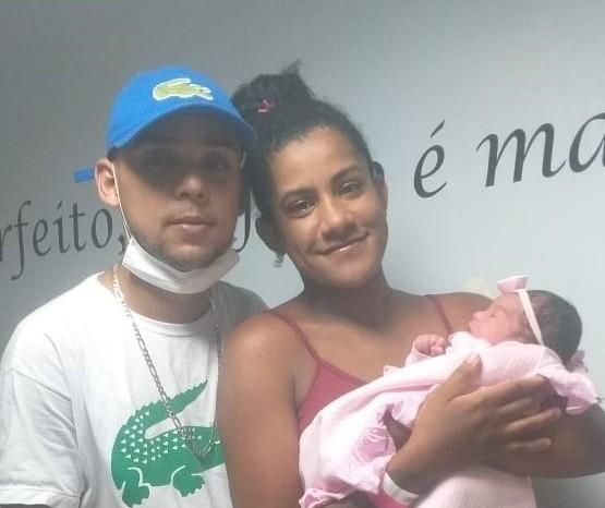 Lídia e Erika: Conheça bebês nascidas no 1º dia de 2021 em Maringá